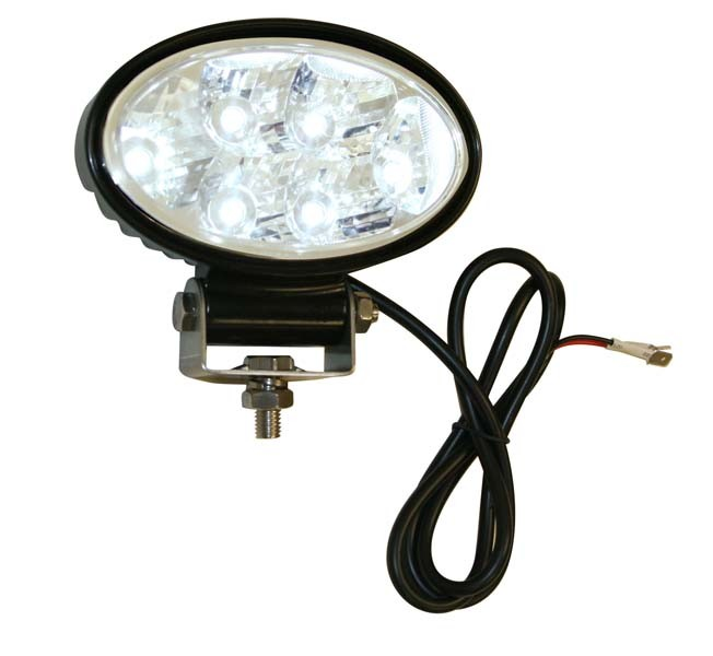 LED  OVAL FLOODLIGHT CLEAR