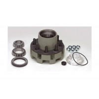 9K,10K,13K GENERAL DUTY, COMPLETE HUB (5/8in STUD,OIL, CONE NUTS, OLD STYLE)