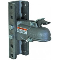 2in ADJUSTABLE COUPLER ASSY. W/ 5 POSITION CHANNEL (10,000 LB.)