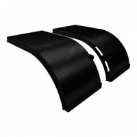 SINGLE RADIUS FENDER KIT