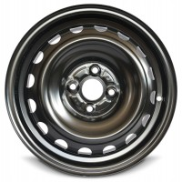 "15"" x 5.5"" (4 LUG, 100MM BC. STEEL WHEEL)"