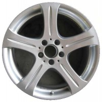 "18"" x 9.5"" (5 LUG, 112MM BC. 5 SPOKE ALUMINUM WHEEL)"