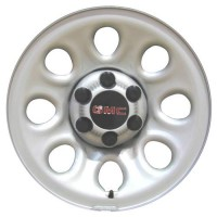 17in x 7 1/2in (6 LUG, 5 1/2in BC, CHEVY/GMC WHEEL)