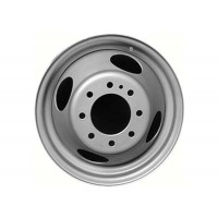 17in x 6 1/2in (8 LUG, 210mm BC, CHEVY DUAL WHEEL) (2011 & UP)