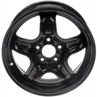 17in x 7in (5 LUG, 110 BC. 5 SPOKE WHEEL)