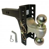 ONE MOUNT ADJUSTABLE BALL MOUNT