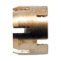 BRASS DOT COMPRESSION SLEEVE 3/8 HOSE