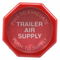TRAILER AIR SUPPLY KNOB