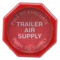 TRAILER AIR SUPPLY KNOB