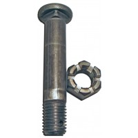 BOLT, NUT & ZERK (3/4in x 3 1/2in)