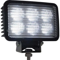 LED RECTANGULAR FLOODLIGHT CLEAR