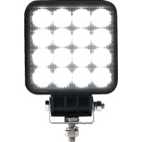 LED  SQUARE FLOODLIGHT CLEAR