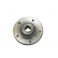 "TAPERED HUB 5 LUG 4 1/2 BC ( 1 1/2 HUB LENGTH) (1/2""-20 THREAD)"