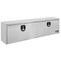 18 x 18 x 48 ALUMINUM DIAMOND TREAD UNDERBODY TOOLBOX