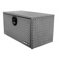 "UNDERBODY ALUMINUM TOOL BOX (18"" x 18"" x 30"")"