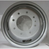 17in x 6 1/2in (8 LUG 200MM BC, DUAL FORD WHEEL)