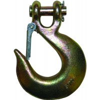 "3/8"" CHAIN SLIP HOOK W/ SAFETY LATCH, G70"