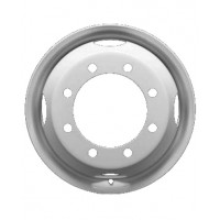 19.5in x 6 3/4in (8 LUG, 275MM BC. HUB PILOT)