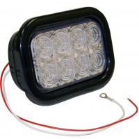 5.3 X 3.4 LED  RECTANGULAR BACKUP LIGHT