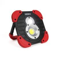 NEBO LED WORK LIGHT/SPOT LIGHT (750/250 LUMEN)