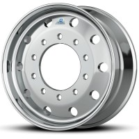 22.5 X 12 1/4 HUB PILOT (POLISHED OUT, DURA BRIGHT)