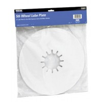 "FIFTH WHEEL LUBE PLATE (12"")"