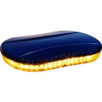 LED MINI LIGHTBAR (AMBER)(MAGNETIC OR PERMANENT MOUNT)