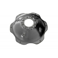 "BOLT IN FORMED DISC FOR RC RIMS (8 LUG, 8"" BC., 6"" PILOT)"