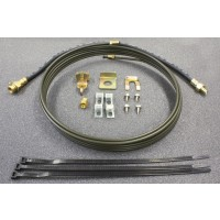 SINGLE BRAKE LINE KIT HYD.