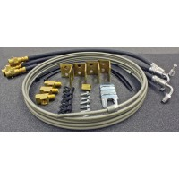 TANDEM BRAKE LINE KIT HYD. W/DISC BRAKES 3.5K-8K