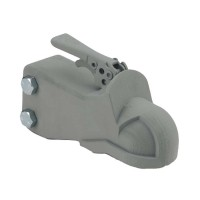 2in COUPLER (ADJUSTABLE W/ HARDWARE)