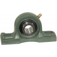 PRECISION GROUND PILLOW BLOCK-ECCENTRIC LOCKING COLLAR (3/4in SHAFT DIA.)