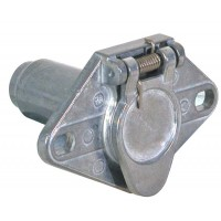 6 WAY VEHICLE END PLUG