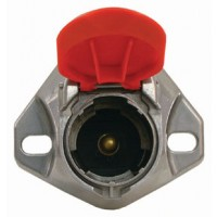 SINGLE PIN RECEPTACLE