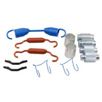 BRAKE HARDWARE KIT FOR (4711 SHOES)