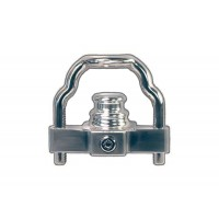 UNIVERSAL COUPLER LOCK KEYED ALIKE