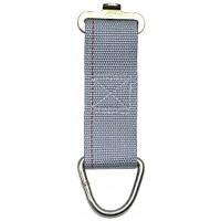 E-TRACK D-RING W/ STRAP