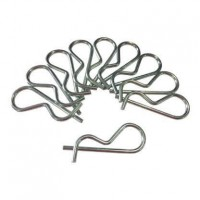 10 PACK LOCKING TWIST PINS