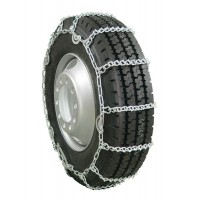TIRE CHAINS V-BAR (11R-22.5, PAIR)