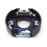 12 1/4in x 5in RH DUO SERVO HYD. BRAKE ASSY. (12K)