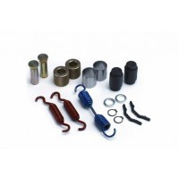 12 1/4in AIR BRAKE, PQ STYLE BRAKE SHOE REPAIR KIT (10K - 27K)