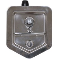 LATCH HEAVY DUTY FLUSH MOUNT T-HANDLE LATCH