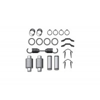 "12 1/4"" DANA SPICER BRAKE HARDWARE KIT (CURRENT DESIGN)"