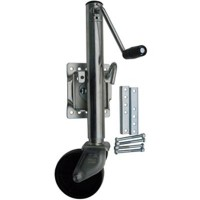 1200 LB. SWIVEL JACK (MARINE JACK, W/ 6in WHEEL)
