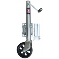 1500 LB. SWIVEL JACK (MARINE JACK, W/ WHEEL)