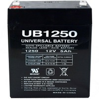 REPLACEMENT BATTERY FOR BREAKAWAY SYSTEM