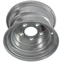 8in x 3 3/4in (5 LUG, 4 1/2in BC. WHEEL)(GALVANIZED)