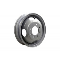 16in x 6in (8 LUG, 6 1/2in BC, DUAL WHEEL CHEVY,GMC, 1976-2002)