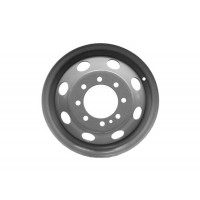 16in x 6in (8 LUG, 6 1/2in BC, FORD DUAL WHEEL, 8 VENT HOLES, E-350 1992-2007)