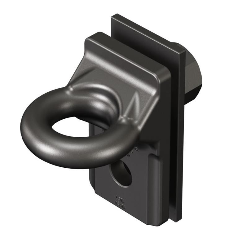 Dynaweld Pintle Ring Bolt On 60 000 Lb Towing